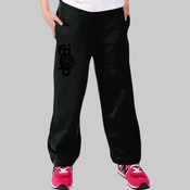 iBop Open Bottom Tracksuit Bottoms